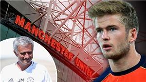 CHUYỂN NHƯỢNG M.U 12/7: Mourinho nhận tin cực vui từ Eric Dier. M.U đã chọn người thay De Gea