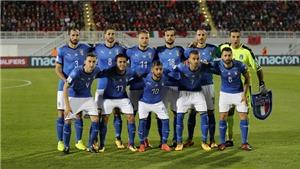 Bốc thăm play-off World Cup: Italy gặp thách thức lớn