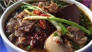 Những quán bún bò Huế ngon ở Hà Nội