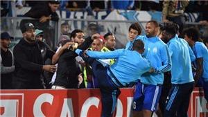 Evra bị treo giò 7 tháng, bị Marseille hủy hợp đồng: Đạp một phát, tan nát luôn sự nghiệp