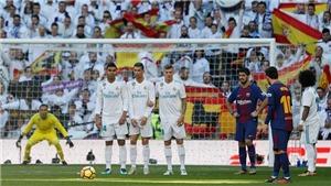 CHẤM ĐIỂM Real 0-3 Barca: Ronaldo 'ngước nhìn' Messi, Paulinho quá tuyệt