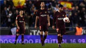 CẬP NHẬT sáng 18/1: M.U chi... 180 triệu bảng cho vụ Sanchez. Barca thua sốc. Cavani đi vào lịch sử PSG