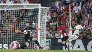 Video bàn thắng Athletic Bilbao 1-1 Real Madrid: Nỗi nhớ Ronaldo