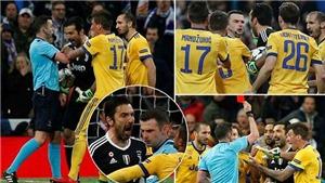 Real Madrid 1-3 Juventus: Trọng tài người Anh thổi 11m ở phút cuối cùng đúng hay sai?