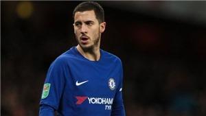 CHUYỂN NHƯỢNG 13/5: M.U lo lắng vì tiết lộ gây sốc của Rashford. Hazard 'đẩy' Antonio Conte khỏi Chelsea