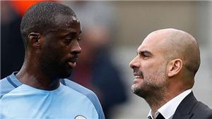 'Yaya Toure sẵn sàng đến M.U và nhận lương... 1 bảng, miễn là cho Guardiola sáng mắt ra'