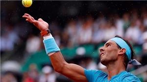 Nadal thắng thuyết phục Schwartzman, vào bán kết Roland Garros