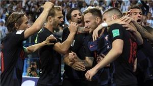 Argentina 0-3 Croatia: Messi nhạt nhòa. Argentina thua mất mặt (KT)