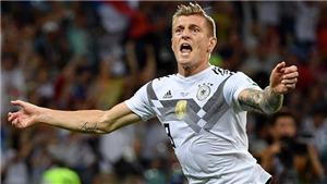 ĐIỂM NHẤN Đức 2-1 Thụy Điển: Đương kim vô địch thể hiện bản lĩnh nhưng 3 tuyến đều có vấn đề