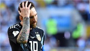 CẬP NHẬT tối 23/6: 'Messi nên tự thấy xấu hổ'. Lộ đại kế hoạch của Sarri ở Chelsea
