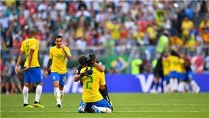 ĐIỂM NHẤN Brazil 2-0 Mexico: Sức mạnh ứng viên vô địch. Neymar 'ghi điểm'