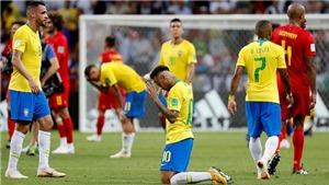 ĐIỂM NHẤN Brazil 1-2 Bỉ: Courtois quá hay. Fernandinho là tội đồ. Tite sai lầm