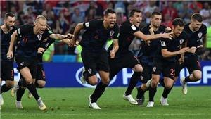 ĐIỂM NHẤN Nga 2-2 (pen 3-4) Croatia: Bản lĩnh thế hệ 'vàng'. Nga dừng bước đầy tiếc nuối