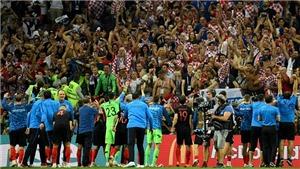ĐIỂM NHẤN Croatia 2-1 Anh: Tuyệt vời bản lĩnh Croatia. Tam sư thua bởi chính... bóng bổng
