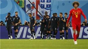 Samuel Umtiti: 'Chúng tôi như 11 con chó trên sân'