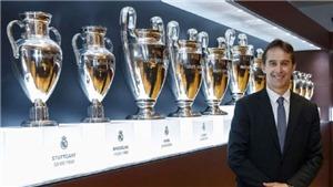 Real Madrid trước mùa giải mới: Lopetegui đối mặt thách thức khổng lồ