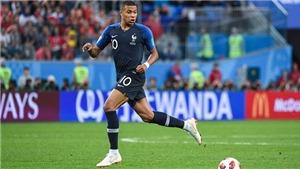 Pháp vs Croatia: Kylian Mbappe tuổi trẻ, tài cao, hoài bão lớn