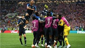 CẬP NHẬT tối 16/7: Pogba muốn làm gì cũng được. M.U bán Daley Blind. Croatia đá hay hơn Pháp