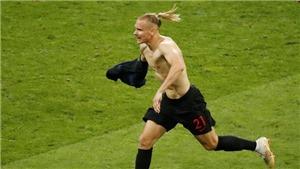 Ngôi sao tuyển Croatia phủ nhận việc làm video ủng hộ Ukraine gây tranh cãi