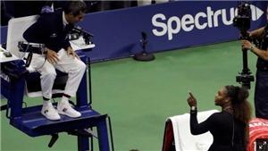 Giới trọng tài có thể tẩy chay Serena Williams sau vết nhơ ở US Open