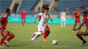 Hai bộ mặt của U23 Việt Nam trước U23 Oman