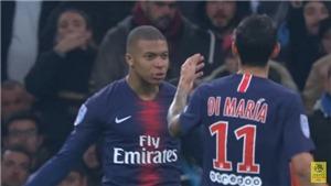 VIDEO: Mbappe gây sốt với pha tăng tốc kinh hoàng, phá lưới Marseille