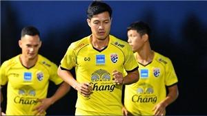Thái Lan quyết giữ ngôi vua ở AFF Cup bằng đôi chân lão tướng 30 tuổi