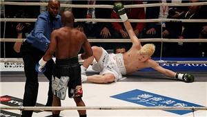Floyd Mayweather hạ gục võ sĩ kickbox số 1 Nhật Bản cực chóng vánh