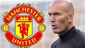 M.U sẽ mua ai và đá thế nào nếu Zidane là HLV mới?