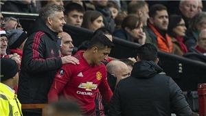 Alexis Sanchez lại chấn thương: Đang vui thì đứt dây đàn...