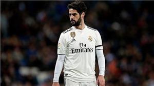 Real Madrid: Bị Solari  bỏ rơi, Isco sẽ chọn bến đỗ nào tiếp theo?