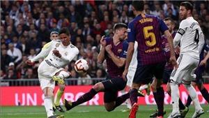 Barca liên tiếp đánh bại Real: Valverde vẫn thận trọng, Solari quyết không đầu hàng