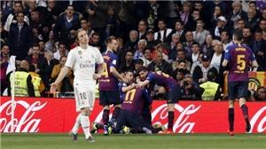 ĐIỂM NHẤN Real Madrid 0-3 Barca: Suarez vẫn đỉnh. Barca nhắm 'ăn 3'. Real nhớ Ronaldo