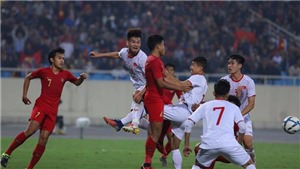 ĐIỂM NHẤN U23 Việt Nam 1-0 U23 Indonesia: Quang Hải 'cô đơn'. Việt Nam nhọc nhằn vượt khó