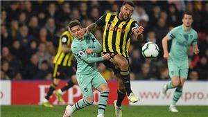 Điểm nhấn Watford 0-1 Arsenal: Dấu ấn Unai Emery. Nóng bỏng cuộc đua top 4