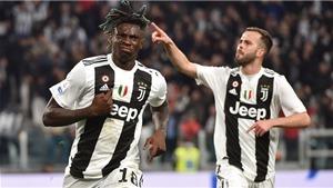 VIDEO Juventus 2-1 Milan: Không Ronaldo, Juve vẫn bỏ xa Napoli... 21 điểm, sắp giành Scudetto