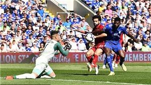 Cardiff 0-2 Liverpool, Arsenal 2-3 Crystal Palace: Liverpool chiếm lại ngôi đầu. Arsenal sắp văng khỏi top 4 (KT)