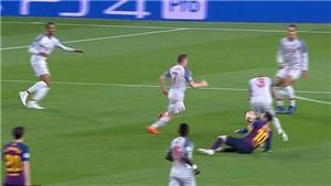 CĐV Liverpool cáo buộc Messi đấm Fabinho, kêu gọi UEFA treo giò