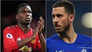 Đội hình tiêu biểu Ngoại hạng Anh: Pogba có; Hazard, Salah không. Đến fan MU cũng sốc