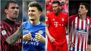 Quên De Ligt đi, MU vẫn còn 5 ứng viên sáng giá này cho vị trí thủ lĩnh hàng thủ