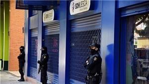 Dàn xếp tỷ số chấn động bóng đá Tây Ban Nha: Cựu sao Real cầm đầu, 11 người bị bắt giữ