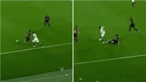 Messi quá đơn độc trước Valencia, bị đối thủ biến thành trò đùa