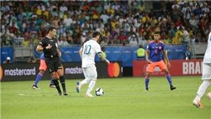 ĐIỂM NHẤN Argentina 0-2 Colombia: Messi 'cô đơn' tận cùng, Argentina đã quen... thất bại