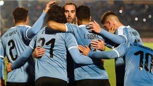 Uruguay vs Ecuador (05h00 ngày 17/6): Chiến quả đầu tiên