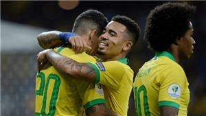ĐIỂM NHẤN Brazil 2-0 Argentina: Messi 'cô đơn'. Brazil dạy Argentina nghệ thuật chiến thắng
