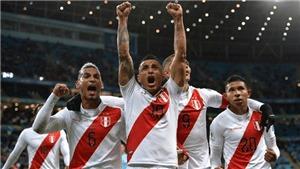 ĐIỂM NHẤN Peru 3-0 Chile: Khi sức trẻ chiến thắng sự già nua