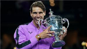 Nadal vô địch Mỹ mở rộng 2019: Kẻ chinh phục vĩ đại