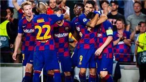 ĐIỂM NHẤN Barca 2-1 Inter: Messi, Suarez định đoạt cuộc chơi. Inter tiến bộ vượt bậc