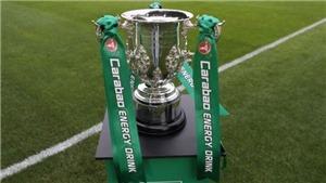 Bốc thăm vòng 4 cúp Liên đoàn Anh: Siêu đại chiến MU vs Chelsea, Arsenal vs Liverpool