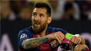 Arsene Wenger: 'Barca chỉ biết trông chờ Messi, đá như đội đang khủng hoảng'